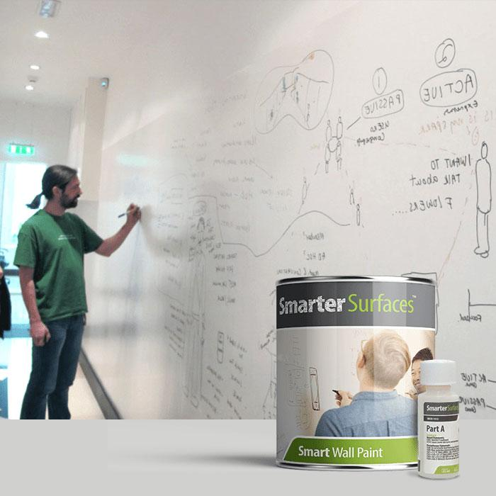 smart-whiteboard-paint-on-wall-in-office-being-used-in-meeting-